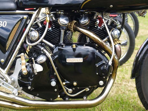 Egli-Vincent Superlight 1330cc Motorcycles - 1950