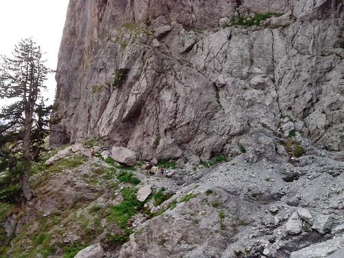 Quasi in cima alla montagna by Ylbert Durishti