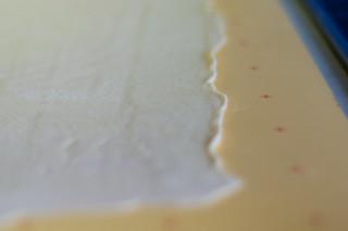 Тонкое тесто для штруделя