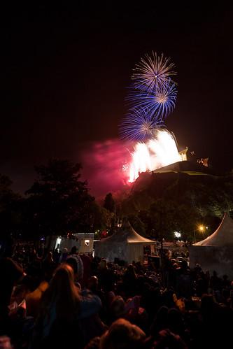 Festival Fireworks 2012