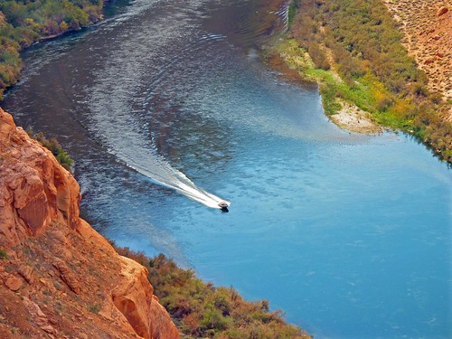 Colorado River Boat