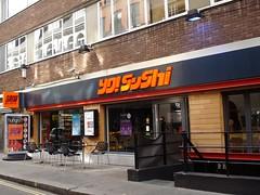 Picture of Yo Sushi, W1F 7LR