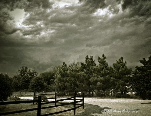 storm clouds landscapes texas country