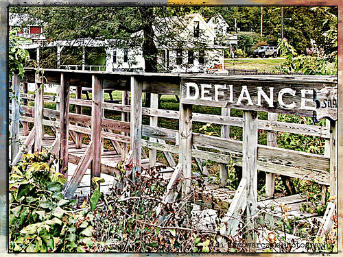 Defiance by DiPics
