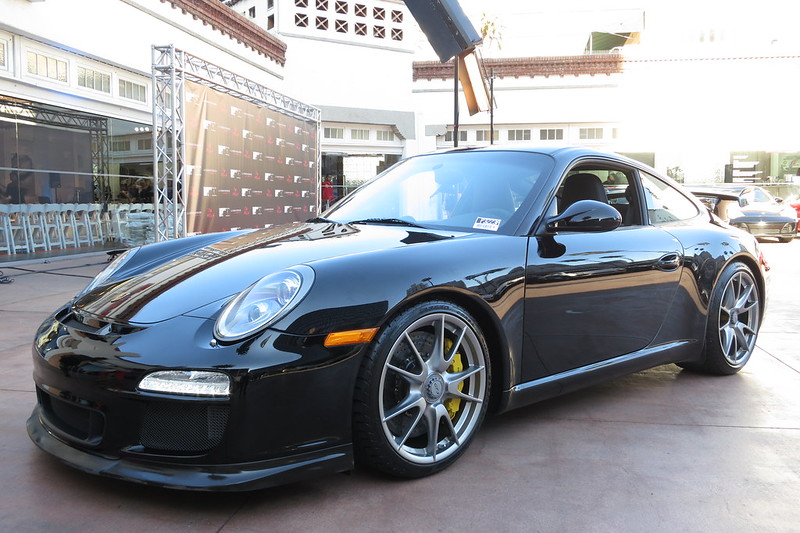 2010 Porsche 911 GT3 Black on Black PCCB
