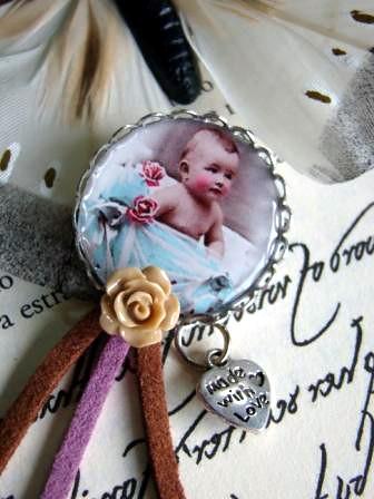 Pregadeira Baby by kideias - Artesanato