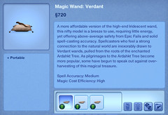 Magic Wand - Verdant