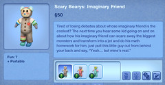 Scary Bearys - Imaginary Friend