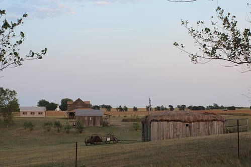 Day 35: Little House on the Prairie in De Smet, South Dakota.
