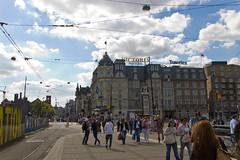 Amsterdam Victoria Hotel building