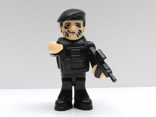 Expendables Mini Figure