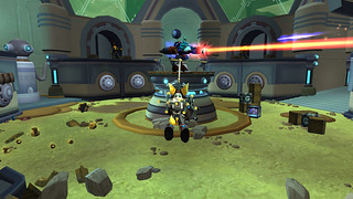 The Ratchet & Clank Trilogy - 2