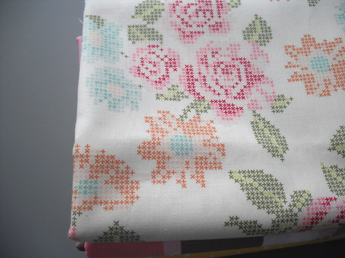 Cross-stitch print by jenniferworthen