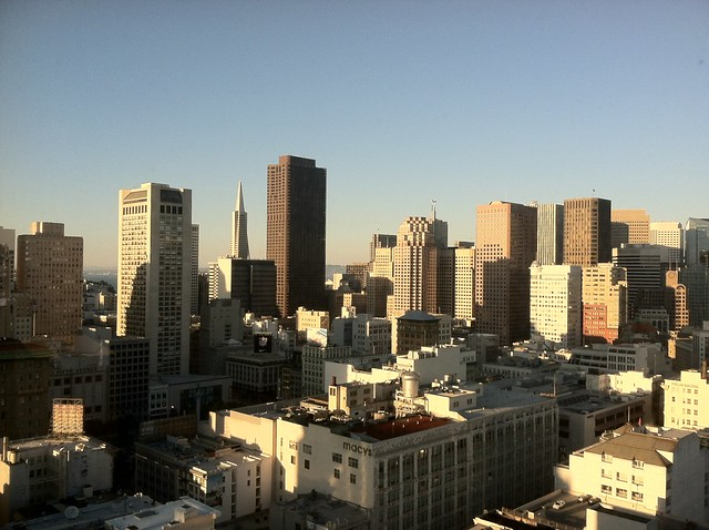 San Francisco (room with a view)