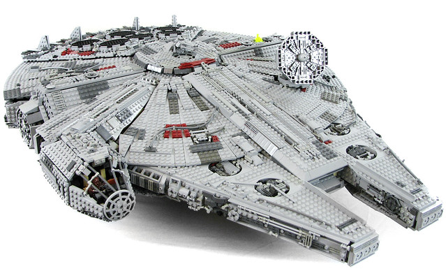 Millennium Falcon | Flickr - Photo Sharing!