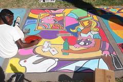 Chalk It Up Sacramento 2012