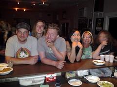 Matt, Jo, Hunter, Veronika, Renee, Michelle
