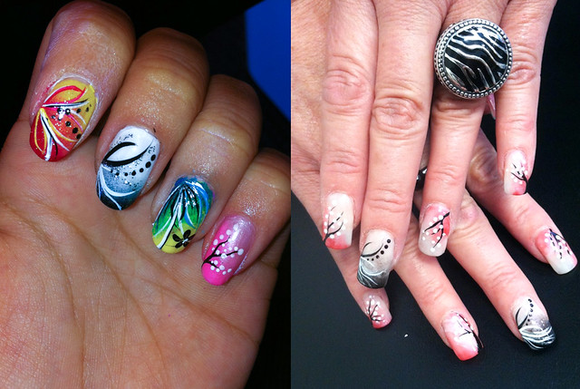 Hair And Nail School Nail School Online