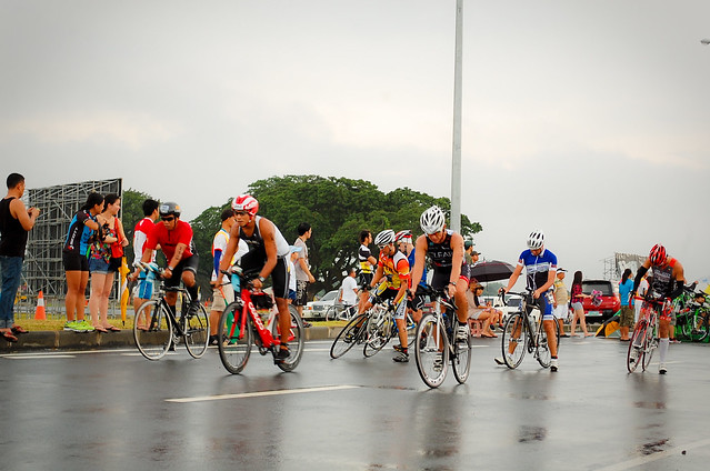 Duathlon at Clark Pampanga