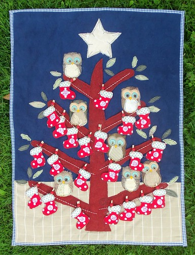 Baby Owls Advent Calendar