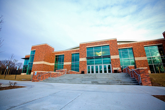 George and Sally Haddix Recreation and Athletic Center