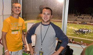 MSSU Football Broadcast 2012