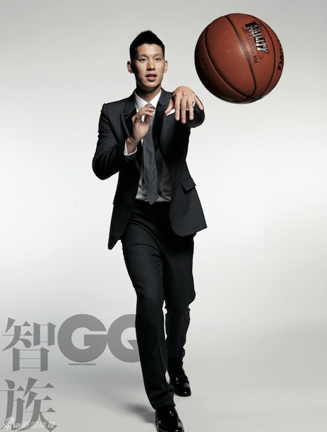 September 7th, 2012 - Jeremy Lin - GQ photo shoot