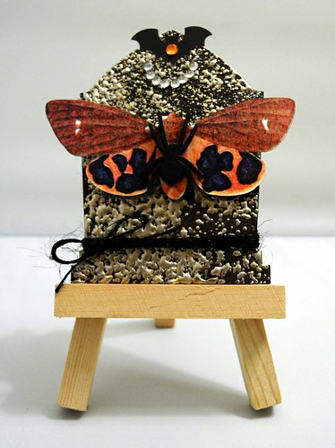 Moth Tombstone ATC