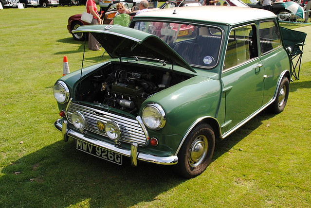 morris 1968 mini cooper 1000 mk2 flickr photo sharing. Black Bedroom Furniture Sets. Home Design Ideas