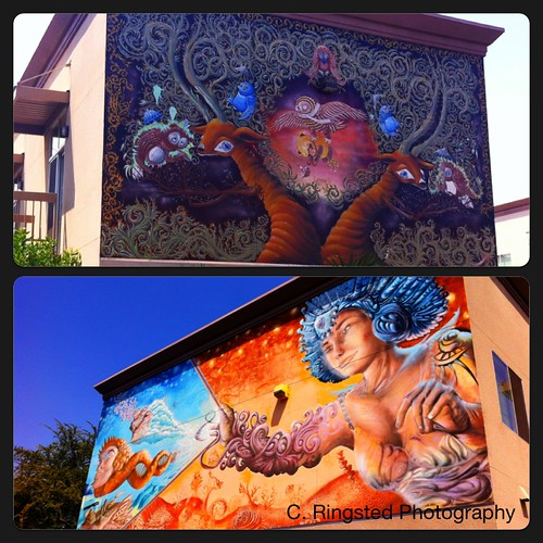 Life: Fresno's Mural District...who knew?! by Sanctuary-Studio