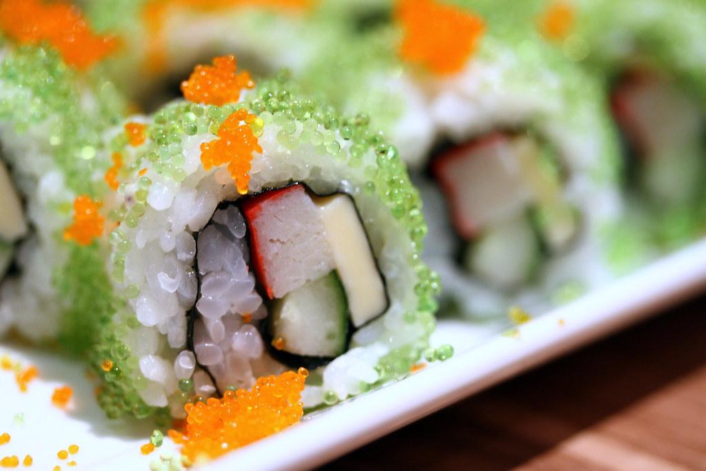 Kiseki日本自助餐餐厅:寿司精选4