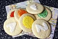 some subway-ish sugar cookies