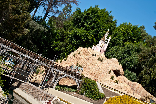 Storybook Land / Casey Junor Refurbishment Disneyland