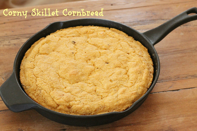 Fine Cooking Buttermilk Cornbread