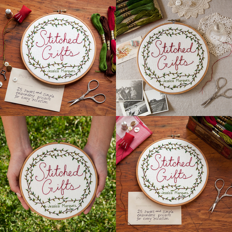 Stitched Gifts Cover out takes