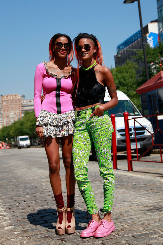cocoandbreezy_ss2012 street style, new york city, street fashion