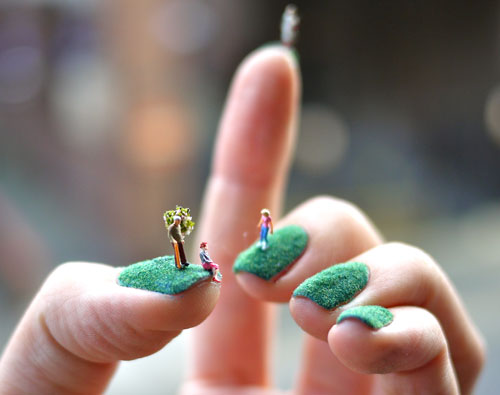 ALICE BARTLETT NAIL ART