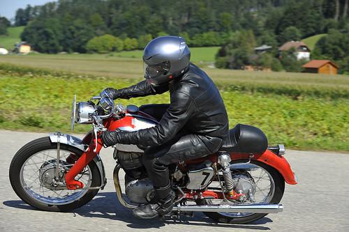 classic motorcycle Oldtimer Grand Prix 2012 Schwanenstadt Austria Copyright B. Egger :: eu-moto images 1119