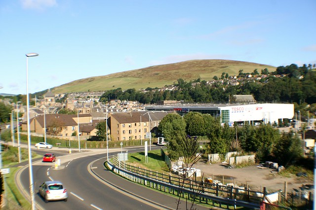 Galashiels, Scottish Borders