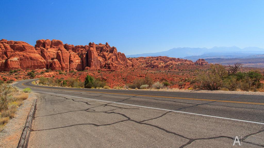 Parc National Des Arches Canyon Country Utah Tripcarta