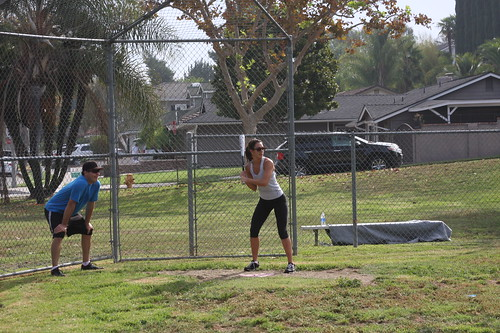 9-22 Softball Game
