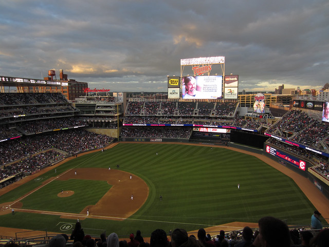 Target Field 1 from Flickr via Wylio