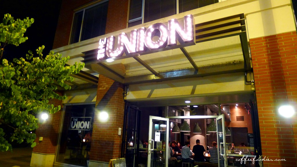 The union bar vancouver chinatown strathcona nomss for Bar food vancouver