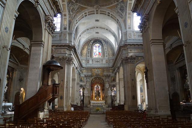 Église Saint-Louis-en-l'Île - サン・ルイ・アン・リル教会