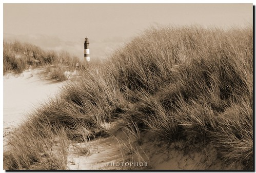 Island of Amrum - Lighthouse