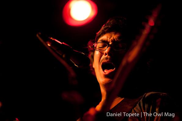 Animal Eyes @ Amnesia, SF 9/16/12