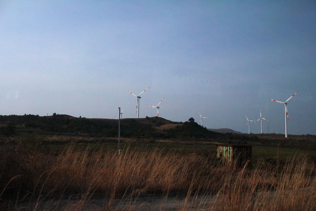Jeju windmill