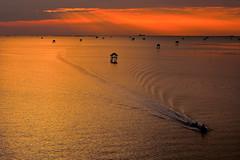 Orange Morning at Bangtaboo Bay
