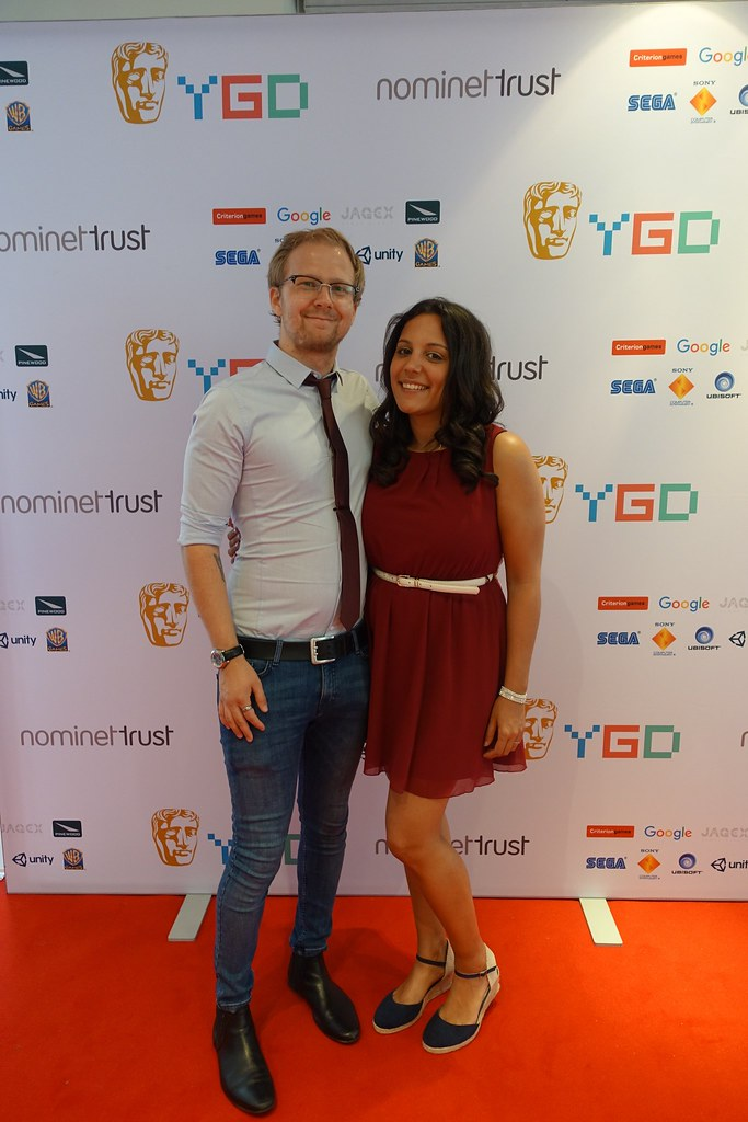 We won the BAFTA Young Game Designers Hero Award! | Media