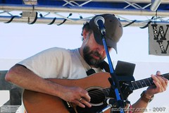 2007 - Andy May at the Walnut Valley Festival